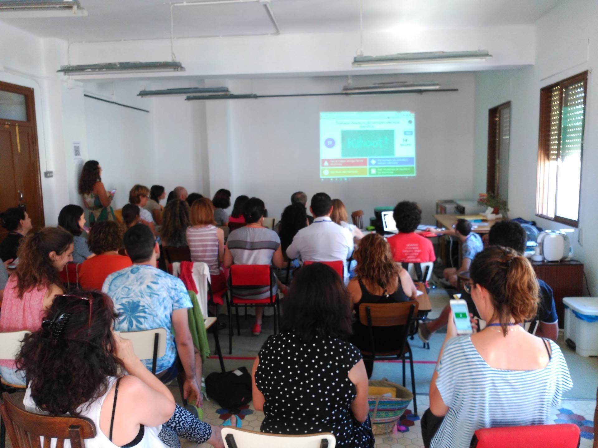 Encuentro didáctico ProfeDeELE 2016